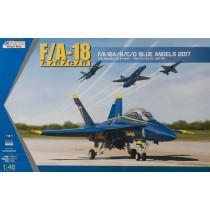 F/A-18A/B/C/D Blue Angels 2017