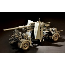 FlaK 36 88mm German Anti-Aircraft Gun (Ex Merit)