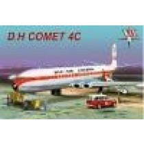 de Havilland Comet 4C Dan-Air London