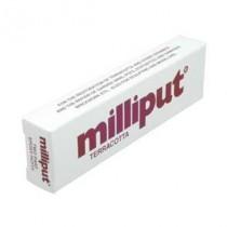 Milliput terracotta, 2-komponent epoxyspackel