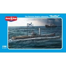 Delfin, Russian Empire Submarine
