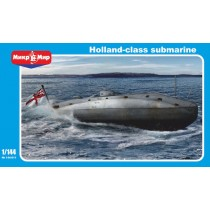 Holland Class British submarine