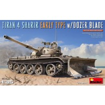 Tiran 4 Sharir early type w. dozer blade