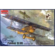 Fokker D.VII late