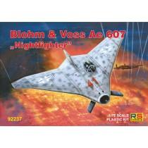 Blohm und Voss Ae607 Nightfighter