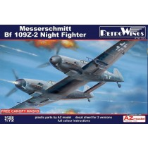 RetroWings Bf109Z-2 Night Fighter SE INFO