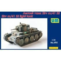 Strv m/41 SII light tank