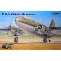 Curtiss C-46A Commando, The Hump