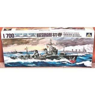 IJN destroyer HATSUHARU