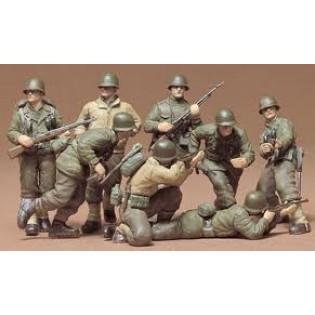 US infantry (West Europe)