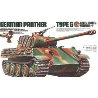 Panther type G steel wheel