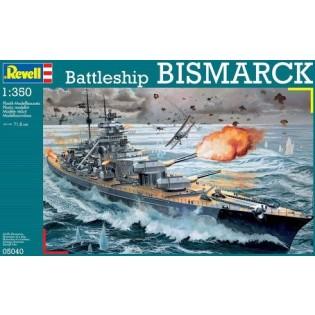 Battleship Bismarck