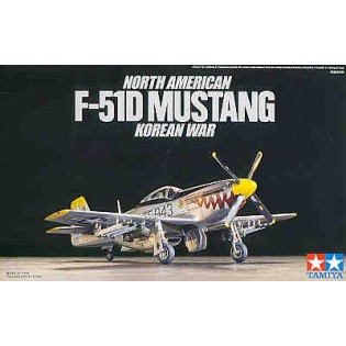 P-51D Mustang Korean war