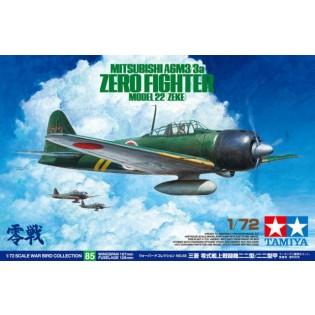 Mitsubishi Zero A6M3/3a model 22 Zeke