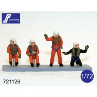 SAR Westland Sea King crew set