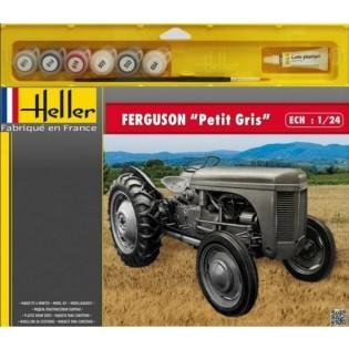 Ferguson TE-20 Grålle m. färg, lim och pensel