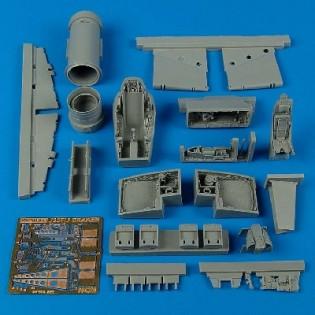 J35F Draken detail set HAS