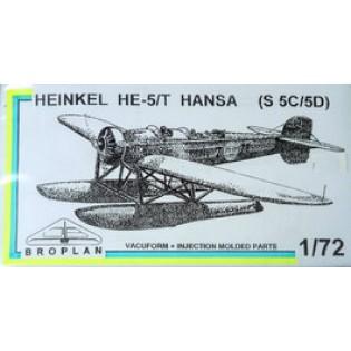 Heinkel He 5/T (S5C/D)