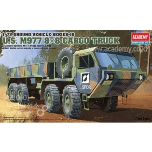 M997 Oshkosh 8x8 Cargo truck