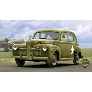 US Army Staff Car Fordor model 1942