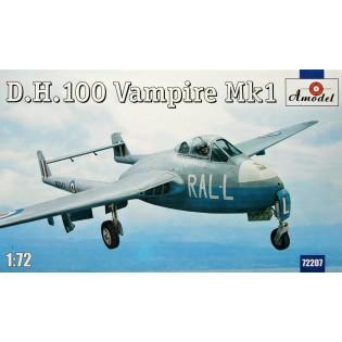 D.H. 100 Vampire Mk.1 (J28A)