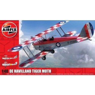 de Havilland DH.82a Tiger Moth (New Tooling)