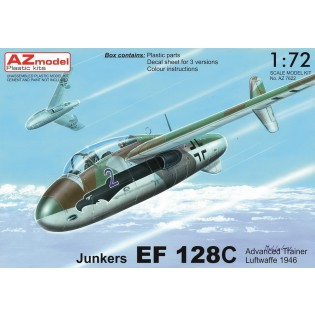 Junkers EF 128C Advanced Trainer Luftwaffe 46