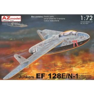 Junkers EF 128E/N-1 w. Naxos Luftwaffe 46