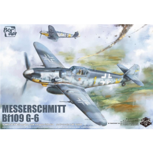 Bf109G-6 in 1/35 scale