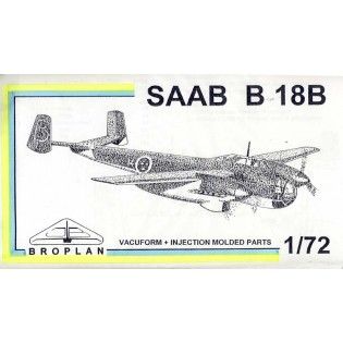 SAAB B18B