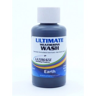 Weathering Wash Earth 50 ml
