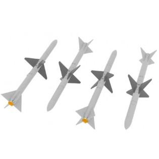 AIM-7M Sparrow  Rb71 x 4