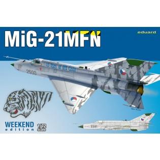 MiG-21MFN Weekend edition