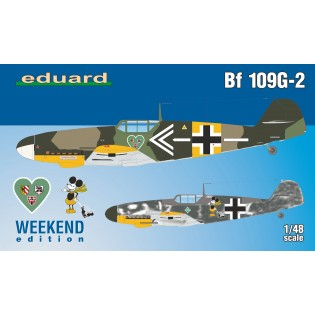 Bf109G-2 Weekend Edition