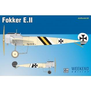 Fokker E.II WEEKEND EDITION