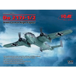 Do217N-J1/2 Night fighter