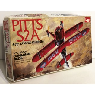 Pitts S2A Canadian Reds SEALED BAG