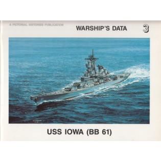Warships Data 3: USS Iowa (BB 61)