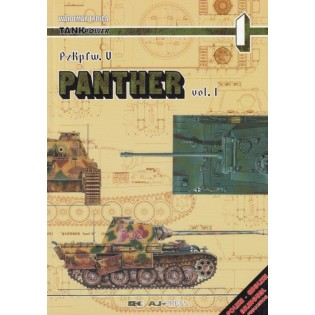 PzKpfw V Panther Vol. 1 - Tankpower 1