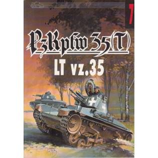 PzKpfw 35/t) - Militaria 7, Polish text