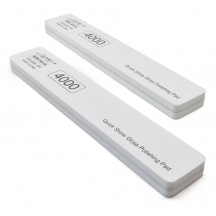 Softback sanding stick (2 ea/pack) Quick Shine Gloss 4000