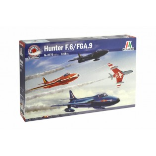 Hawker Hunter FGA.6/FGA.9  Aerobatic Teams