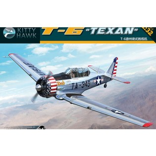 NA T-6 Texan