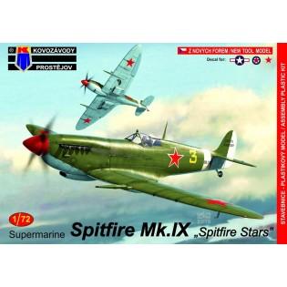 Spitfire Mk.IX Spitfire Stars