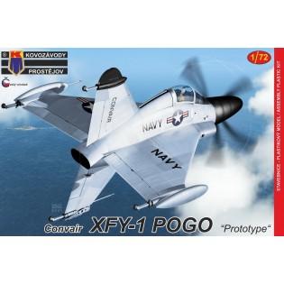 Convair XFY-1 Pogo prototype