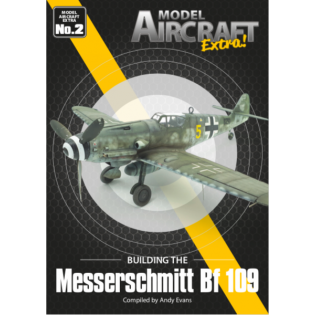 Building the Messerchmitt Bf109