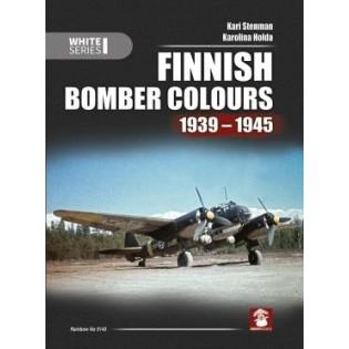 Finnish Bomber Colours 1939-1945
