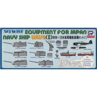 Equipment for Japan Navy ship WWII No2