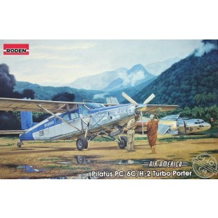 Pilatus PC-6C/H-2 Turbo-Porter