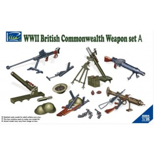 British Commonwealth Weapon Set A